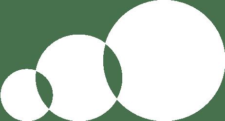 ícono logo blanco